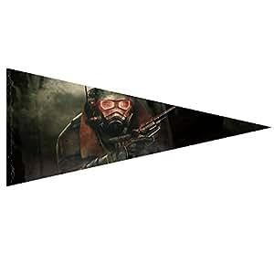 Veterano ¡¯ s día collar triángulo banderín guirnalda de banderas Banner Kit para festivales, al aire libre
