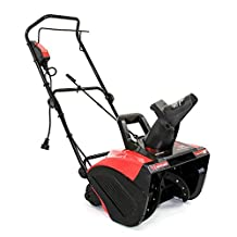 Maztang MT968 18 inch 13.5 Amps Electric Snow Blower Snow Thrower