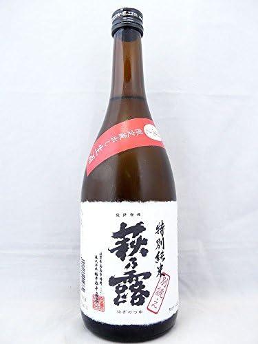 萩乃露 特別純米酒 別誂え 生酒 720ml