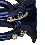 Stagg WS - TR246 Bb Blue Pocket Trumpet with Case