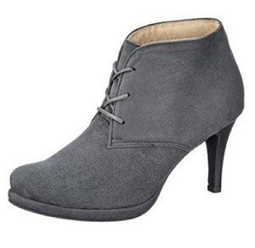 Andrea Conti Pumps - Zapatos de vestir para mujer gris - gris