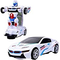 ARHA IINTERNATIONAL Kids Toys Robot Car for 3 Year Old Boys and Children