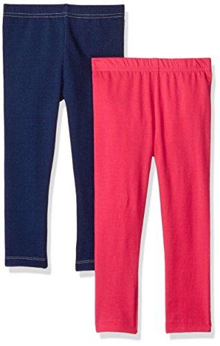 Gerber Graduates Girls' 2 Pack Leggings, - Infant Girls Denim Pants Shopping Results