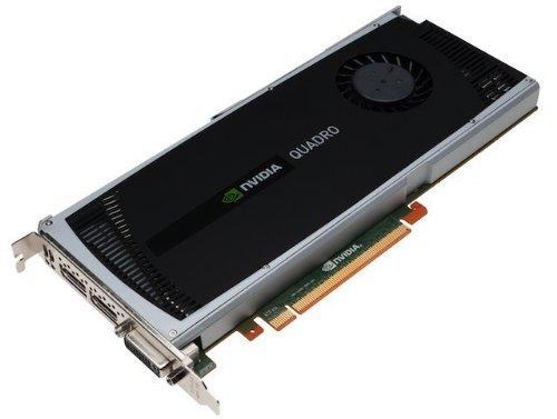 NVIDIA VCQ4000-PB 2GB nVIDIA Quadro 4000 DVI 2x DP PCI Express 2.0 x16 GDDR5 Oem V NVIDIA Quadro 4000
