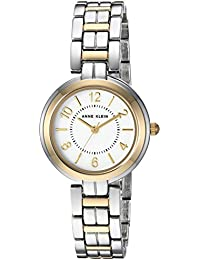 Womens Two-Tone Bracelet Watch