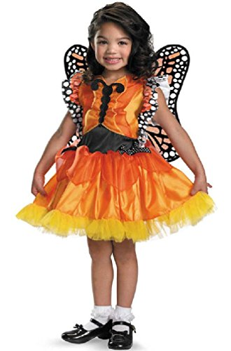 [8eighteen Magic Monarch Butterfly Toddler Costume] (Blue Monarch Butterfly Costume)