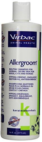 Virbac Allergroom Shampoo 16-Ounce by Virbac