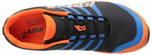 Inov-8 X-talon 200 Unisex Sneaker Grijs / Oranje / Blauw