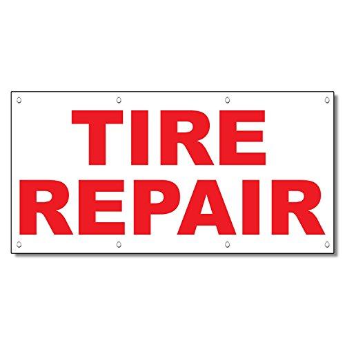 tire-repair-red-auto-car-repair-shop-13-oz-vinyl-banner-sign-with-grommets-2-ft-x-4-ft