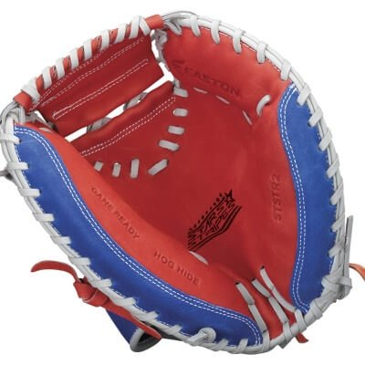 Easton Stars & Stripes Youth Catcher's Mitt, Left Hand Throw by Easton