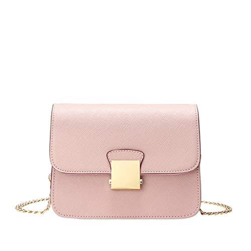 Color Moda Femenina Correa De Mini Durazno Pequeña Bolsa Pink Reemplazable Bolsa LIUFS De Salvaje Mini De Mensajero Tofu De Hombro Bolsa Hombro Cadena Joker Corazón Bolsa De Ancho xwUwZTP
