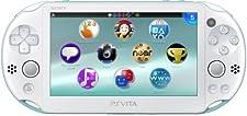 PlayStation Vita Wi-Fi Light blue/White PCH-2000ZA14(Japan Import)
