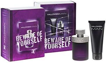 Halloween Perfumes - Estuche de regalo eau de toilette halloween man: Amazon.es: Belleza