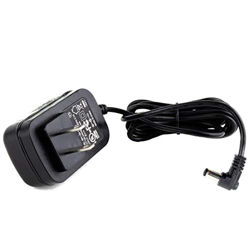 MyVolts 9V Power Supply Adaptor Compatible with Tama Rhythm Watch RW200 Metronome - US Plug