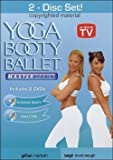 Yoga Booty Ballet Yoga Core 2-Disc Set (DVD)