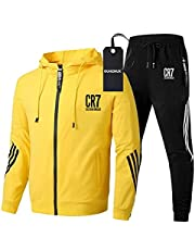 Cr-7 Sportkleding voor heren, sportkleding, mode, capuchon, koppels, looptrui, broek, sweatshirt, pak