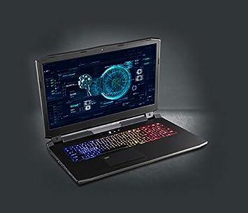 PC portátil Gamer 17 Pulgadas - Clevo P670 procesador i7 - 7700hq - 16 GB de RAM DDR4 - GTX 1060: Amazon.es: Informática