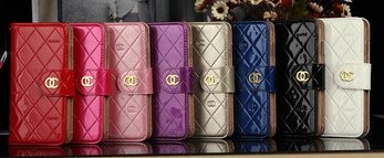 low priced a9424 e3a96 Brand New 2015 Luxury Chanel Style Fashion Designer PU leather case ...