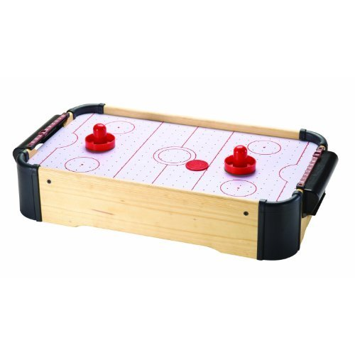 Red Tool Box Air Hockey Table by Red Toolbox