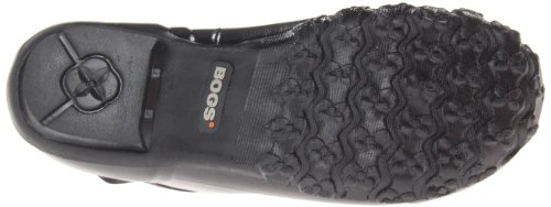 Bogs Womens Harper Rubber Boots Schwarz