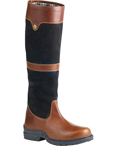 Boots Womens Boot Black brown Ovation Kenna Riding Mehrfarbig IvgBnB8qw