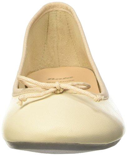Bata Damen 5248144 Ballerinas Beige (Beige)