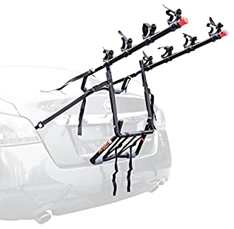 4 Bike Car Rack Image