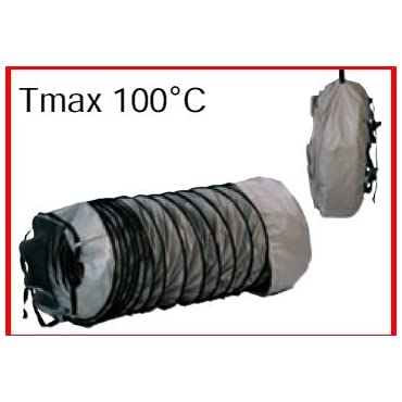 MTM Heat 48.712 16 in. x 20 ft. Flexible Air Duct