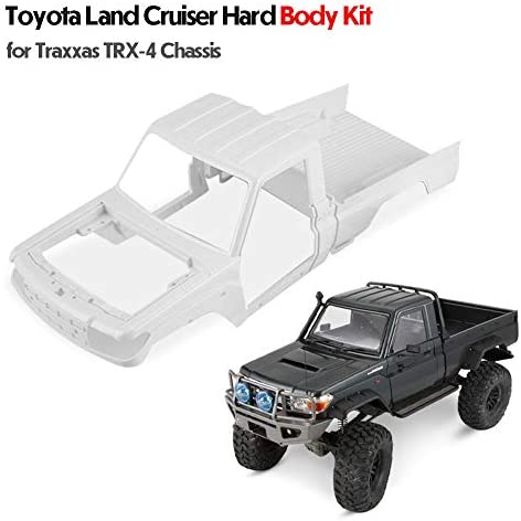 Leslaur - Kit de carrocería Killerbody LC70 RC para ...