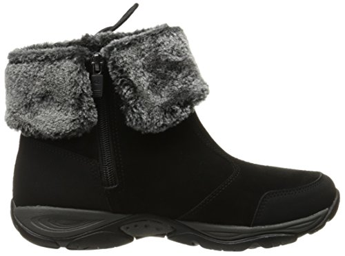 Easy Spirit Womens Elemental Stivaletto Alla Caviglia Nero / Multi Suede