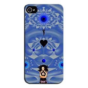 Slim Fit Protector For Iphone 5/5s Cover Case Navy U4IdIlrg