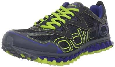 adidas Men's Vigor TR 2 Trail Running Shoe,Dark Onyx//Half Green/Phantom,12.5 D US