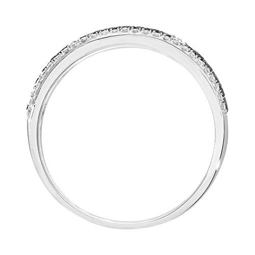 Naava - Bague - Or blanc - Diamant