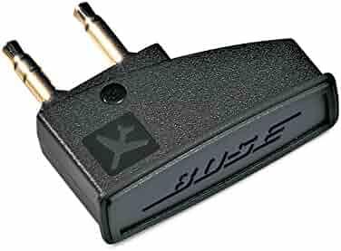 Bose headphones airline adapter