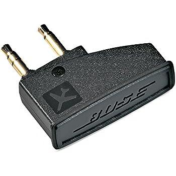 Amazon.com: Bose headphones airline adapter: Electronics
