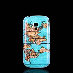 ZL Samsung S3 Mini I8190N compatible Graphic Plastic Back Cover