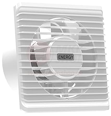 Incredible Low Energy Silent Kitchen Bathroom Extractor Fan 100Mm With Humidity Sensor Ventilation Extraction Beutiful Home Inspiration Xortanetmahrainfo