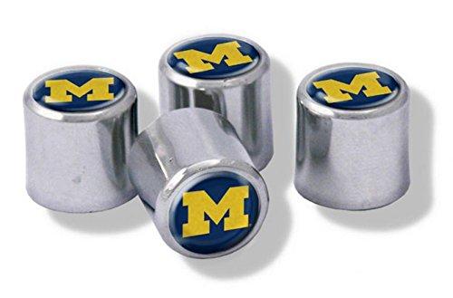 Michigan Wolverines Valve Stem Caps ()