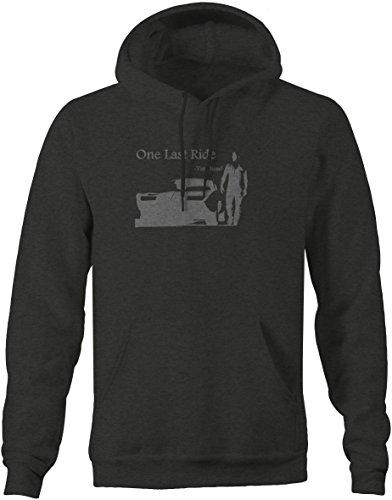 Stealth - Vin Diesel - Fast Furious Charger Last Ride Racing Sweatshirt -Medium