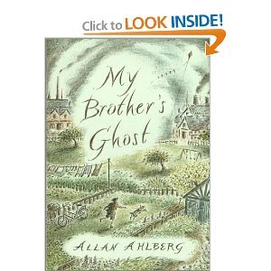My Brother the Ghost/Includes Free Temporary Tattoo (House of Horrors) Suzanne Weyn