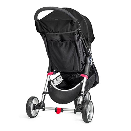 Baby Jogger City Mini Stroller In Black, Gray Frame by Baby Jogger (Image #4)