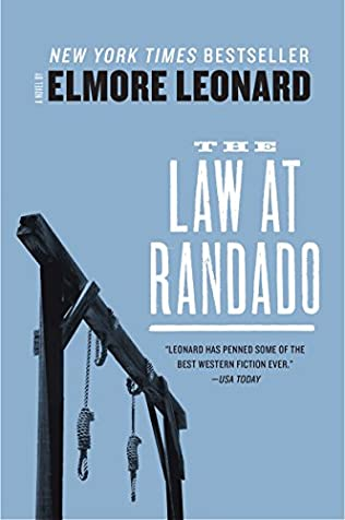 book cover of The Law At Randado