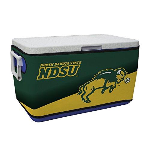 Victory隊810013 nds-002 North Dakota State Bison NDSU 48 Quart rappzクーラーカバー B01AIHI1M8