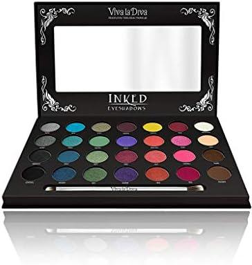 Viva la Diva - Paleta de maquillaje - 1 unidad: Amazon.es: Belleza