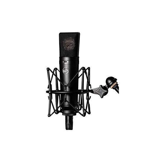 Warm Audio WA-87 Black Large-diaphragm Condenser Microphone - Limited Edition