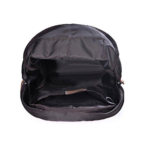 Inwagui Mode Leinwand Freizeitrucksack Tasche Kinderrucksack Segeltuch Rucksäcke Schule Jugendliche Daypack Frauen Schulrucksack Für Teenager - C E RxF1Q8Bdt