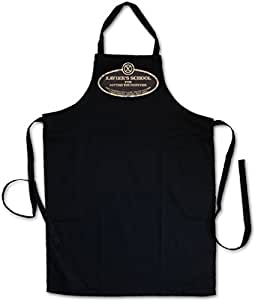 XAVIER'S SCHOOL FOR GIFTED YOUNGSTERS BARBECUE BBQ COOKING KITCHEN GRILLING APRON - Charles X Comic Xavier Men Wolverine Schule Professor