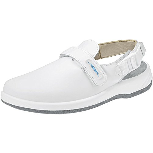 39 39 Size Shoes Arrow White Abeba Clog 8400 R5pSSwq