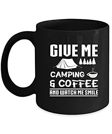 Image Unavailable Not Available For Color Camping Mug Coffee Lover Birthday Gifts
