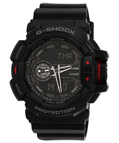 Casio G-Shock GA-400-1B Multi-Dimensional Analog Digital Watch (Casio Ga 400 compare prices)